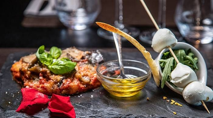 Le Restaurant - Graziella - Italien Monaco